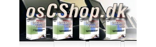OsCShop Integration
